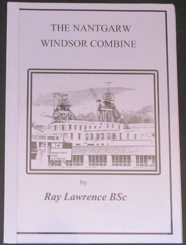 The Nantgarw Windsor Combine, by Ray Lawrece